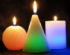 Цвет свечи